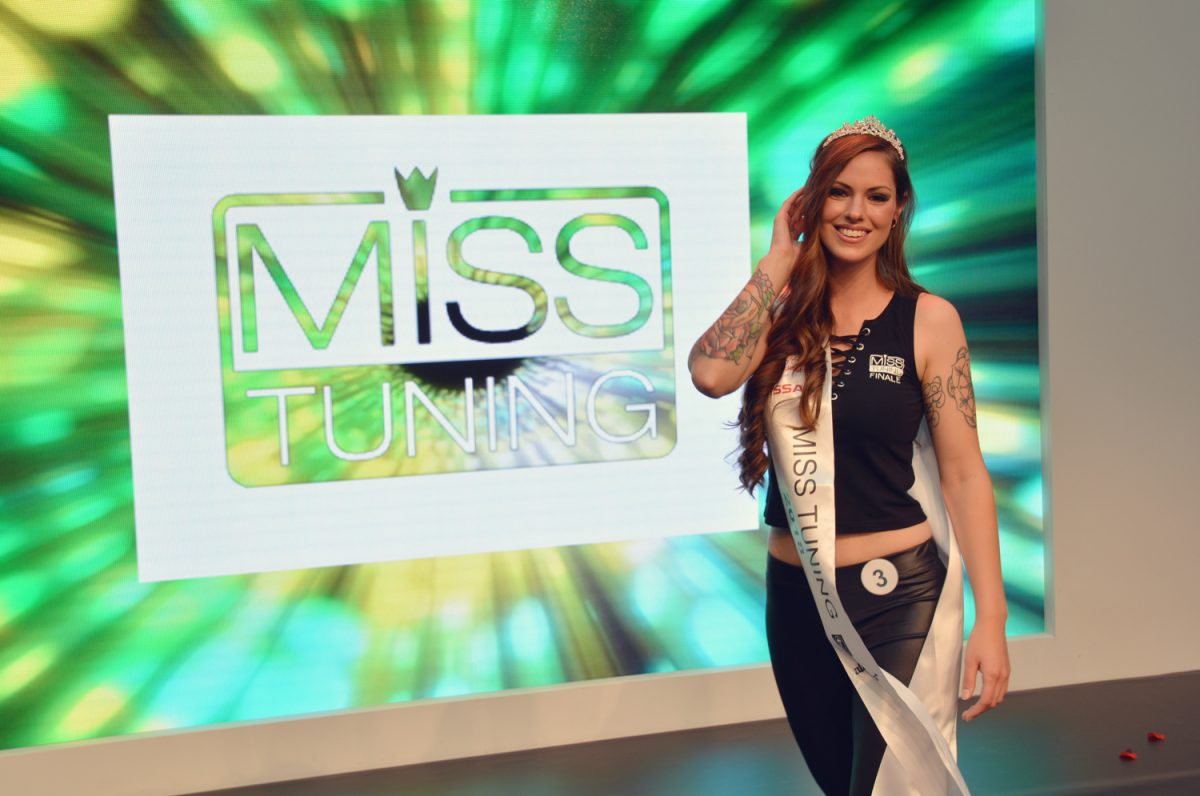 Miss Tuning 2018 Laura Fietzek