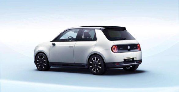 Honda e Prototype: Serien-Elektroauto kommt 2020 auf den Markt