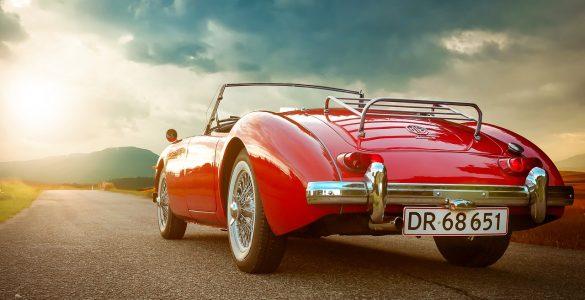 Cabrio fahren – Fünf Tipps die zu beachten sind